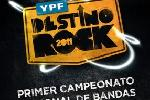 Convocatoria para músicos - YPF Destino Rock